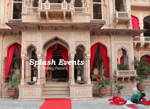 Wedding destinations in Rajasthan