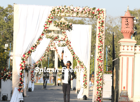 Wedding planning in Rajasthan with Splash events