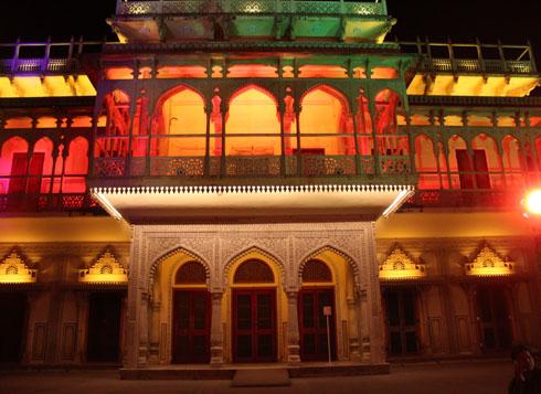 Wedding decoration in Jaisalmer by Splash Events