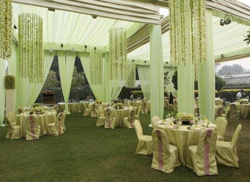 Indian wedding decoration by Splash Events Jaipur