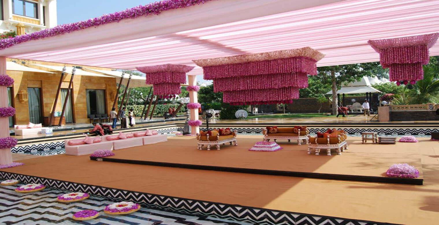 Wedding in Raddisson Blu Udaipur